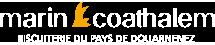 logo marin coathalem biscuiterie de douarnenez footer
