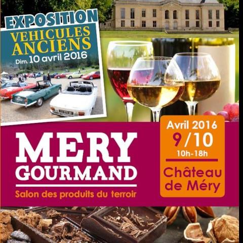 Les Kouign Amann Marin Coathalem présent à Mery Gourmand
