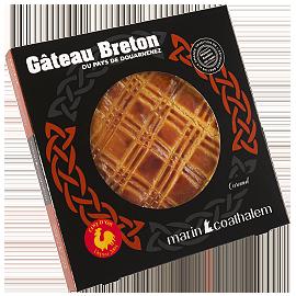 visuel connaissez vous notre gâteau breton au caramel